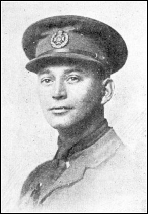 Captain (A/Major) Ernest WALLING