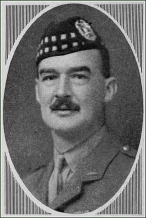T/Lieutenant-Colonel (Major) John Raymond Evelyn STANSFELD