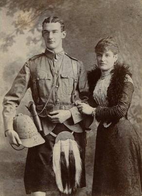 2nd Lieutenant John Raymond Evelyn Stansfeld (November 1899)