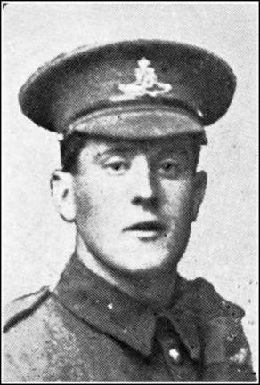 Gunner William KNOX