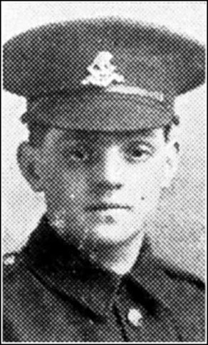 Private James WALLING