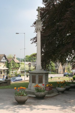 (1) War Memorial