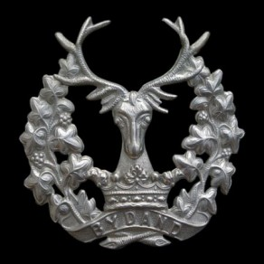 Regiment / Corps / Service Badge: Gordon Highlanders