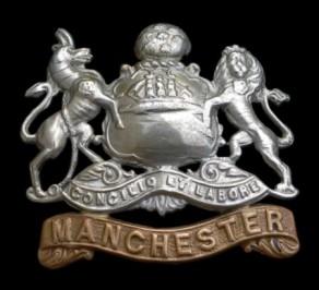 Regiment / Corps / Service Badge: Manchester Regiment