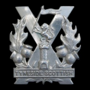 Regiment / Corps / Service Badge: Northumberland Fusiliers