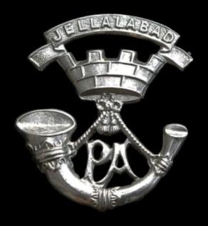 Regiment / Corps / Service Badge: Prince Albert's (Somerset Light Infantry)