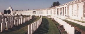 CWGC War Memorial Photo: TYNE COT MEMORIAL