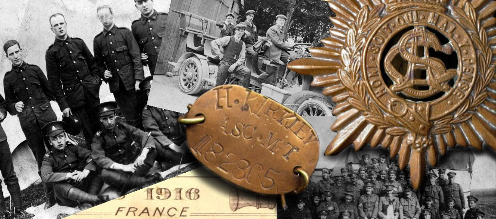 Great War Soldier Records