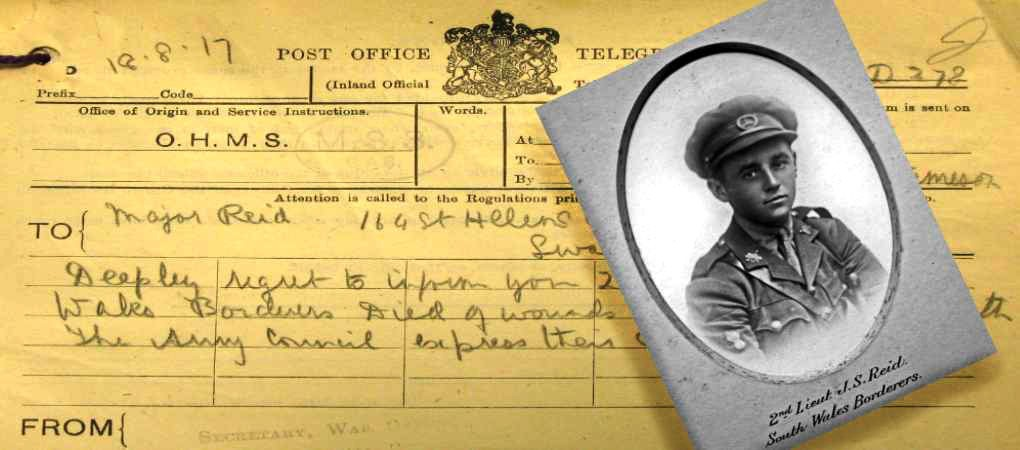 WW1 Soldier Records